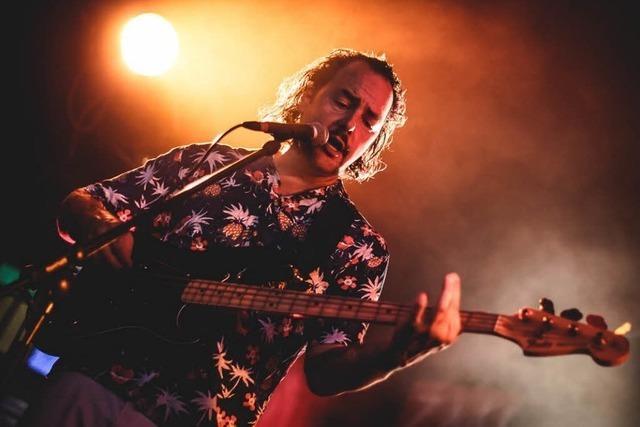 Fotos: Die Shout Out Louds beim Zelt-Musik-Festival in Freiburg