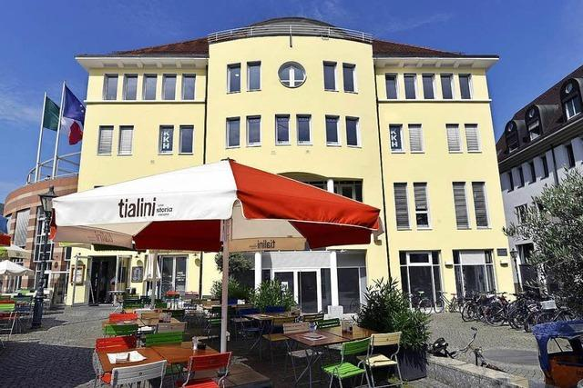 Warum noch immer Ladenflächen im Atrium am Augustinerplatz leerstehen