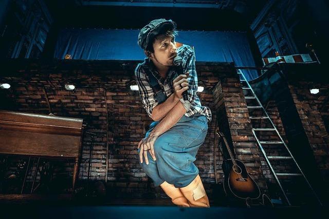 Last-Minute-Verlosung: Der Rapper Alligatoah spielt am Freitag auf dem ZMF
