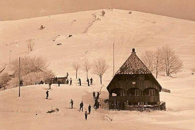 Das Wanderheim Berglusthaus in St. Ulrich feiert seinen 90. Geburtstag
