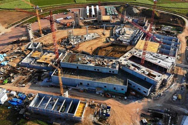 Europa-Park: Neue Wasserwelt Rulantica ist die größte private Baustelle im Land