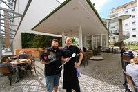 In Zähringen gibt's über den Sommer Open-Air-Kino mit alten Klassikern