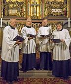Die Choralschola Durlach singt in der Josefskirche Offenburg