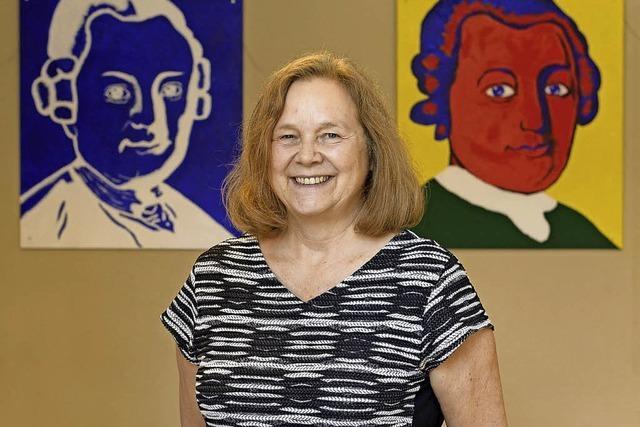 Lessing-Realschulleiterin Johanna Frank verabschiedet sich nach 17 Jahren in den Ruhestand