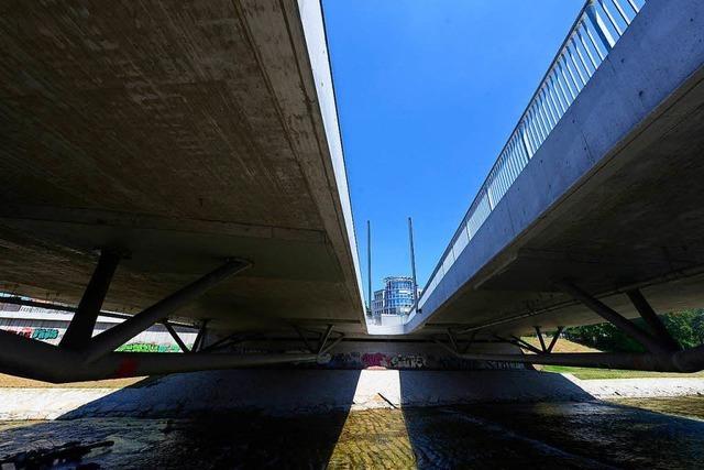 Ab Dezember können Autos wieder über die Kronenbrücke fahren