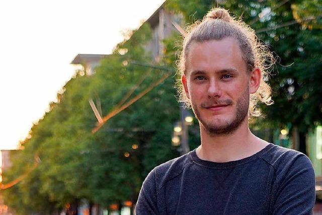 Student Hendrik Meier ist erster Nachtbürgermeister Deutschlands