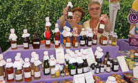Wallbacher Naturparkmarkt findet am Sonntag, 22. Juli, im Rahmen des Wallbacher Dorffestes ab 11 Uhr statt.