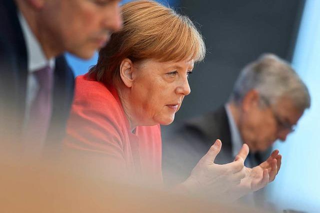 Bundesregierung blickt sorgenvoll auf Brexit-Verhandlungen