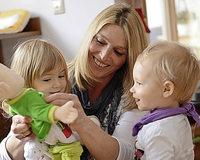 Zuschuss für Tagesmütter