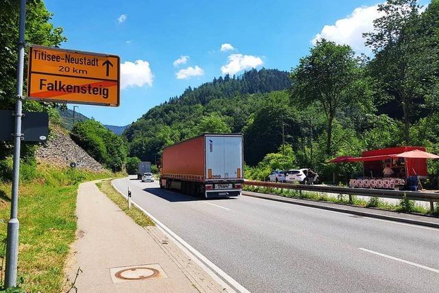 Falkensteigtunnel und Freiburger Stadttunnel könnten gleichzeitig fertig werden
