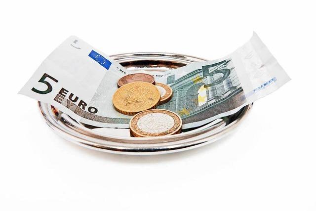 Wie gibt man in Europa Trinkgeld – und wieviel?