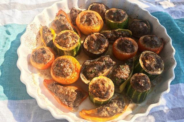 Mediterran, asiatisch oder süß: Petit farcis gibt es in diversen geschmacklichen Varianten