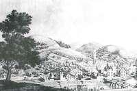 Erinnerung an den großen Brand in Zell vor 200 Jahren