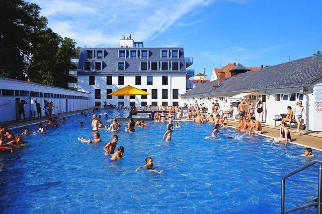 Freiburger Lorettobad schneidet in Freibad-Ranking schlecht ab