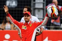 """Vettel """"voller Adrenalin"""" auf die Pole - Rückschlag für Hamilton"""