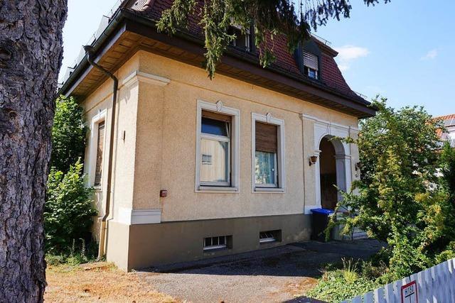 Wer soll in der Steingasse 13 in Schallstadt wohnen?