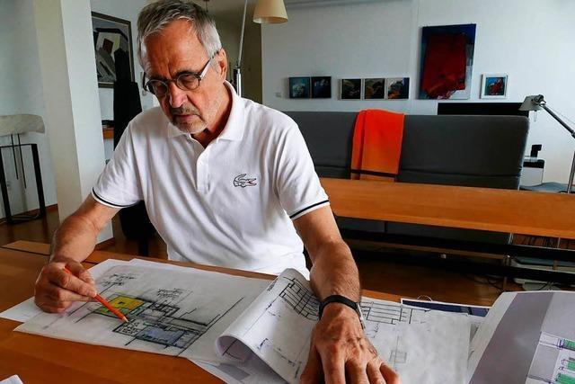 Wie eine Baugruppe in Lörrach seniorengerechte Wohnungen plant