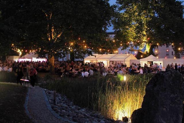 Fotos: 20.Sektfestival der Bezirkskellerei Markgräflerland