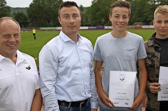 Jugend des FC Wehr präsentiert sich erfolgreich