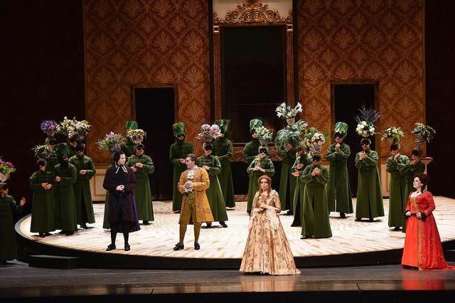 Große Oper auch ohne Anna Netrebko: