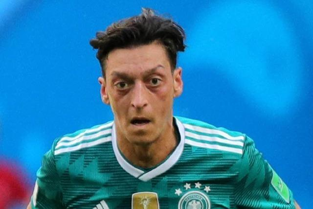 Wütender Özil tritt aus Nationalmannschaft zurück – und verteidigt Erdogan-Fotos