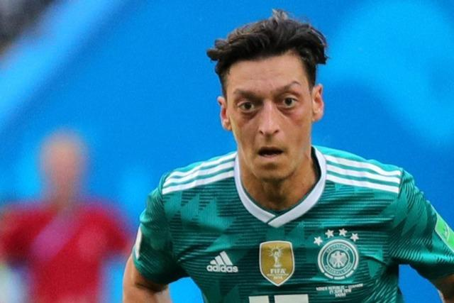 Wütender Özil tritt aus Nationalmannschaft zurück