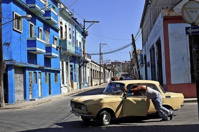 Kuba öffnet sich vorsichtig der Marktwirtschaft