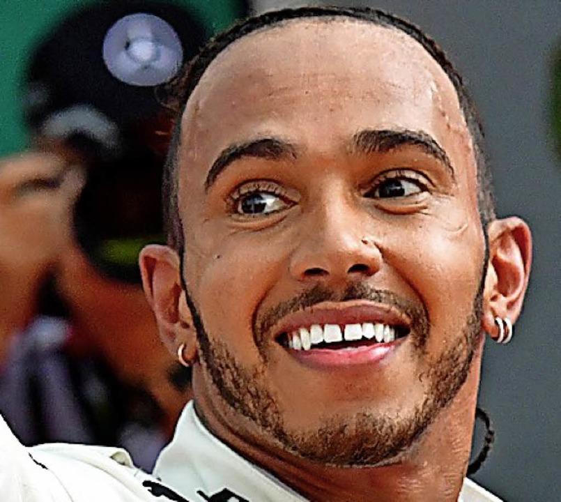 Lewis Hamilton  | Foto: AFP