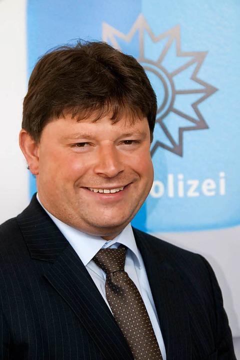 Kriminaloberrat Harald Schmidt ist Ges...prävention der Länder und des Bundes.   | Foto: Rüdiger Kottmann (dpa)