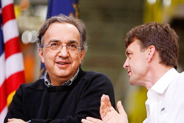 Mike Manley neuer Fiat-Chef – Vorgänger Marchionne schwer erkrankt