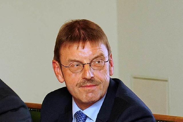 Walter Rubsamen geht im Februar vorzeitig in Pension