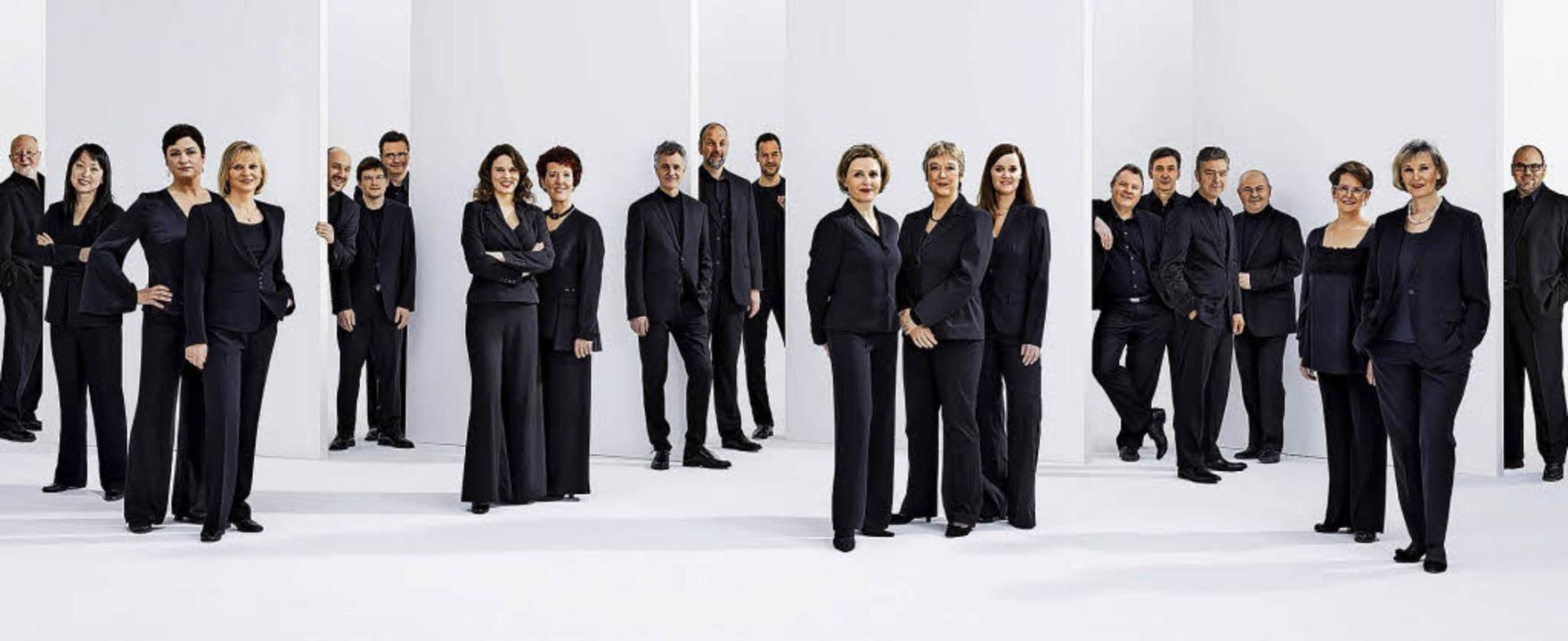 Beeindruckend souverän: die Profis vom SWR Vokalensemble Stuttgart  | Foto: SWR