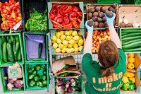 Die großen Handelsketten dominieren den Bio-Markt