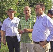 Minister wirbt für regionale Produkte