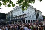 Fotos: Stimmenfestival – Liam Gallagher auf dem Marktplatz Lörrach