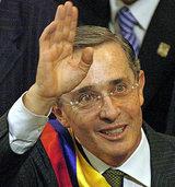 Kolumbiens Hardliner zieht sich zurück