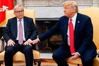 Trump und Juncker erzielen Durchbruch im Handelsstreit
