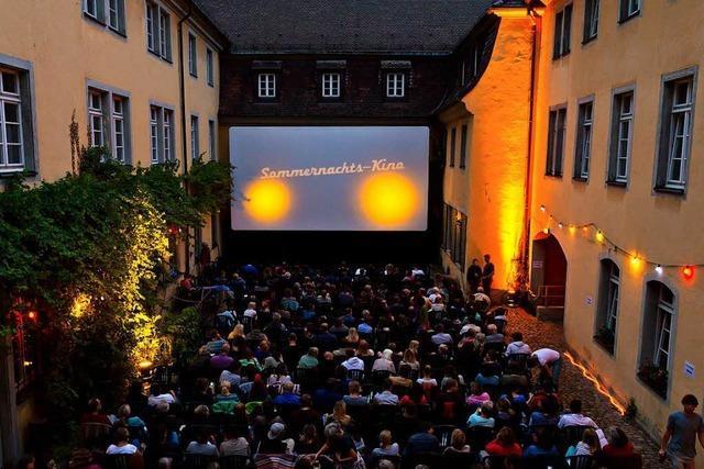 Heute startet das Sommernachtskino im Schwarzen Kloster
