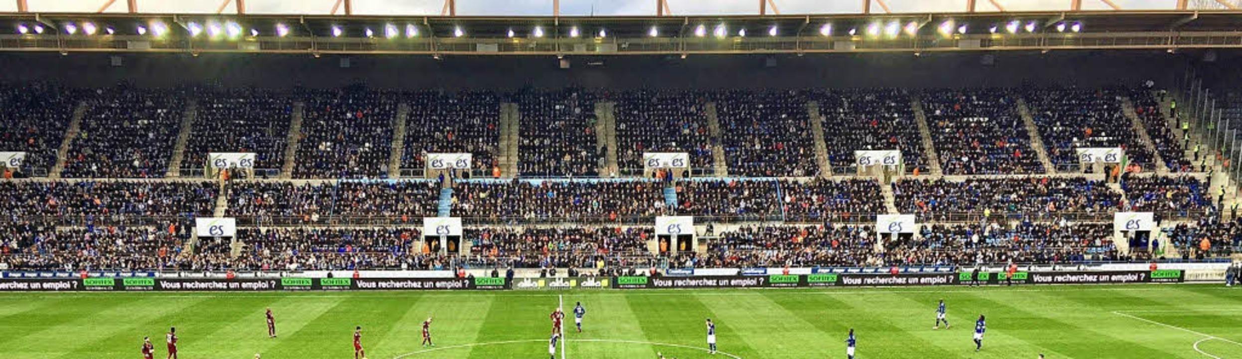 Das Meinau-Stadion genügt den Ansprüchen nicht mehr.   | Foto:  Philipp Cleiss