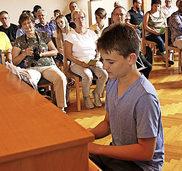 Auftritt stärkt Selbstvertrauen junger Musiker