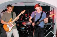 14 Jahre, ein Keller, fünf Bands: Musiker teilen sich Denzlinger Proberaum