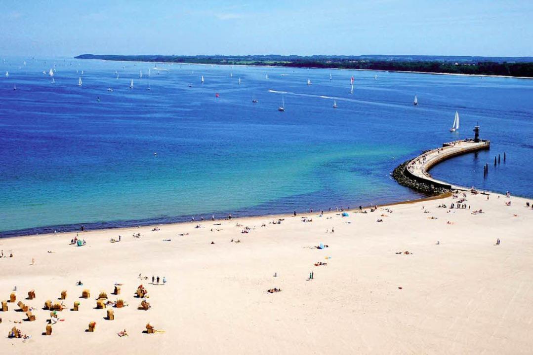 Ostsee und ein schier endloser Sandstrand direkt vor dem Hotel  | Foto: Maritim Hotelgesellschaft