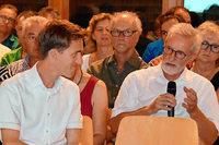 Was sagt Heuweilers Bürgermeister zur Flüchtlingsdiskussion vor Ort?