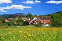 Heuweiler Bürger sind gegen Flüchtlingsunterkunft am Kirchberg