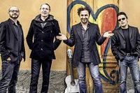 Fabrizio Consoli & Band im Schlossgarten. Samstag, 28.7. ab 20.30 Uhr