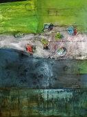 Malerei und Fotografie im Kunstforum Kork