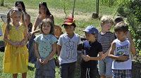 """Kinder präsentieren sich """"gesund und fit"""""""