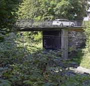 Ab 30 Tonnen wird Brücke gesperrt