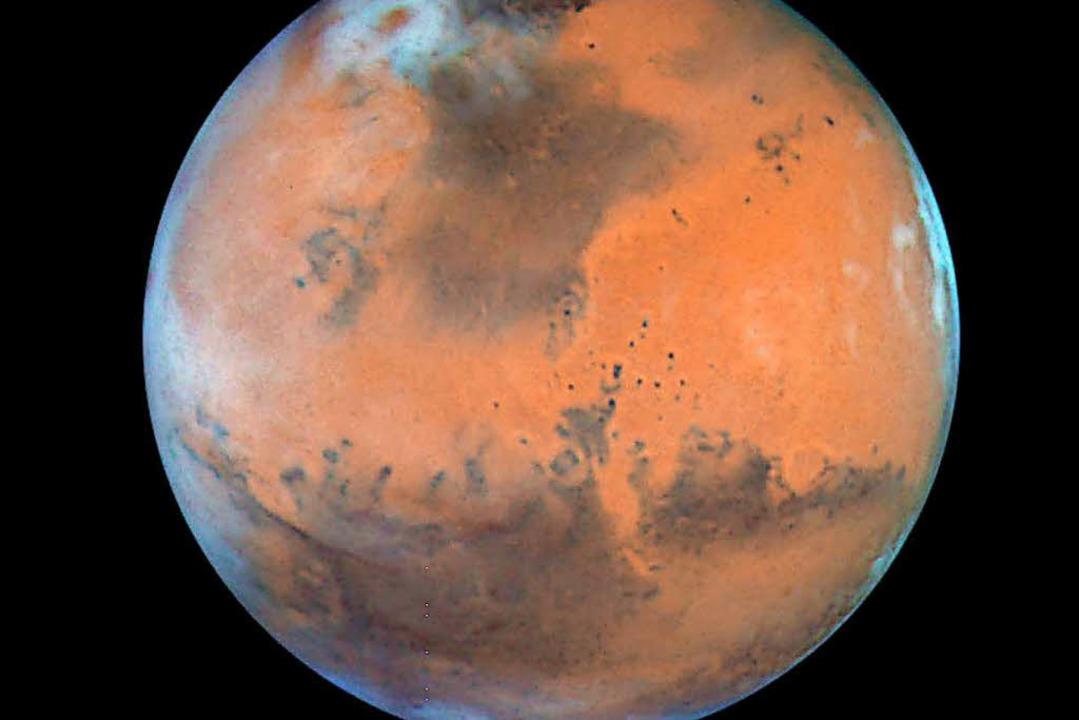 Wie Lange Braucht Man Für Den Flug Zum Mars Erklärs Mir