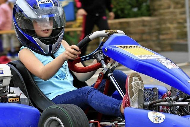 Von Kinder-Yoga bis Kart-Fahren